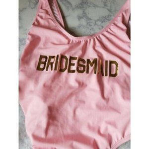 Dippin Daisy's Swim - NWT Bridesmaid One Piece Swimsuit Dippin' Daisy's